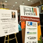The Council supports the annual Book Festival