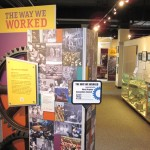 This Smithsonian exhibit toured the state
