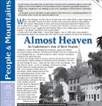 Winter 2013: Almost Heaven