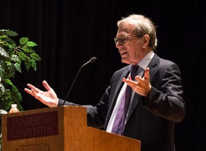 Eric Foner at 2015 McCreight Lecture