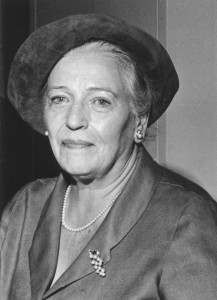 Portrait of Pearl Buck