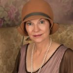JoAnne Peterson as Nellie Bly