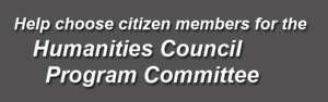 Help choose citizen members for the Program Committee