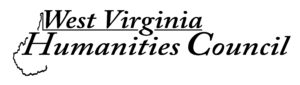 WV Humanities Council logo, greyscale