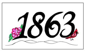 1863 Club logo